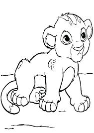 coloring pages draw a lion for kids lion cub coloring pages baby mountain lion coloring pages