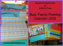 Group Planning Calendar Review Busy Family Planning Calendar 2018 A Net In Time