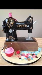 Birthday Cake Sewing Machine