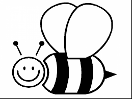 Small Picture incredible printable bumble bee coloring page with bee coloring