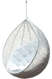 Egg Chair Hanging From Ceiling   Home Design Ideas Hanging Chair From  Ceiling India