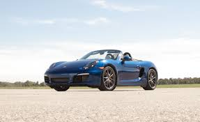2013 Porsche Boxster S PDK Test – Review – Car and Driver
