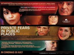 Private Fears In Public Places 3 Of 3 Extra Large Movie Poster
