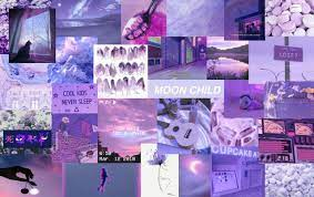Desktop Aesthetic Bts Collage Wallpaper ...