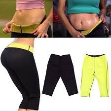 <b>Neoprene Slimming Pants</b> Shaper <b>Weight Loss</b> Yoga Workout ...