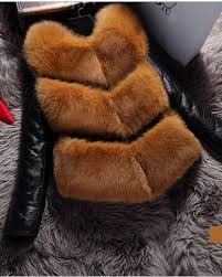 2019 winter jacket faux fur coat leisure women plus size faux fur jacket leather women warm