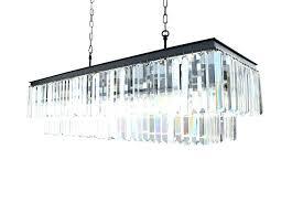 all modern chandeliers rectangular chandelier modern rectangular glass chandelier unique contemporary dining room all modern rectangular