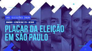 Resultado em São Paulo: acompanhe ao vivo o placar das eleições - YouTube