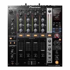 pioneer 2 channel mixer. pioneer dj four-channel digital mixer djm.. 2 channel