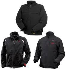 Dewalt Bosch Milwaukee Heated Jacket Comparison  ToolGuyd