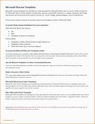 Microsoft Professional Resume Templates Executive Resume Template