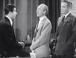 Rick Vallin, Byron Foulger, Sidney Blackmer | The Panther's Claw (1942) |  Character actor, Actors, Face