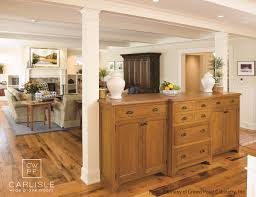 Oak Flooring Kitchen A Wood Floor For Any Interior Design Arts Crafts