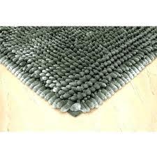 chenille bathroom rugs rug er bath microfiber green reviews r