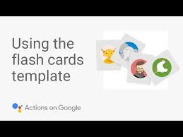 Build A Flash Card App For The Google Assistant With No Code ...