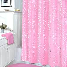 hot pink shower curtains curtain awesome ideas with