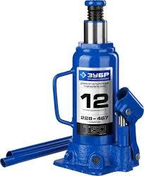 <b>Домкрат гидравлический бутылочный ЗУБР</b> Т50 43060-12_z01 ...