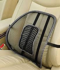 autostark car seat massage chair back lumbar support for maruti suzuki ciaz