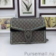 gucci 403348. gucci dionysus gg supreme shoulder bag with crystals 403348 black