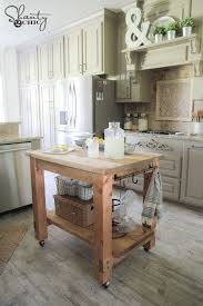 11 free kitchen island plans for you to diy in dyi architecture 8