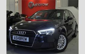 Model: Audi A3, Colour: Black, Year: 2016, Mileage: 20000