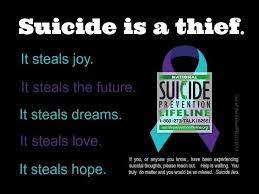 Out for help teen suicide