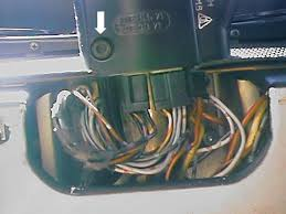 pelican technical article replacing the 914 ignition switch Porsche 914 Wiring Harness now, remove the four screws that hold in the turn signal and wiper switch assembly make sure you put these in a safe place, as they have a habit of falling porsche 914 center console wiring harness