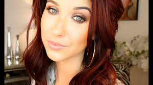 natural glam makeup tutorial jaclyn hill