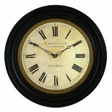traditional london wall clock 50cm