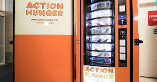 Vending Machines For Sale Nz Classy First Ever Homeless Vending Machines Launches And It's Totally