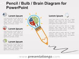 Free Brains Powerpoint Templates - Presentationgo.com