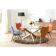 round extension dining table brisbane agave modern round dining table diameter glass top round extension dining