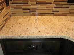 kitchen backsplash glass tile. Marvelous Home Decoration With Glass Tile Blacksplash Kit : Heavenly  Small Kitchen Design Using Black Kitchen Backsplash Glass Tile