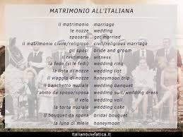 Pranzo Nuziale O Nuziale : Vocabolario del matrimonio all italiana italiano che fatica