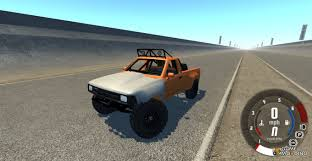 Toyota 4Runner off-road for BeamNG.Drive