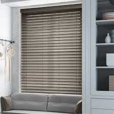 grey wooden blinds 2go faux wood blinds for less