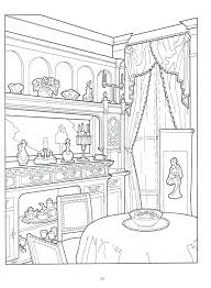 Printable Coloring Pages Rooms House Download Them Or Print Coloring