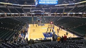 Pacers Game Seating Chart Indiana Pacers Bankers Life Fieldhouse Seating Chart