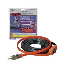 water pipe heat cable. Wonderful Water Easy Heat AHB 18 Ft L Heating Cable For Water Pipe Throughout S