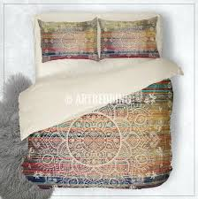 top 56 first class bohemian duvet cover bedding mandala set vintage in boho duvet covers josie natori hollywood