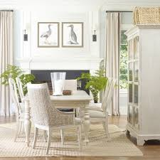 coastal chic furniture. Delightful Coastal Chic Furniture In White! Woven Water Hyacinth, And Seeded Glass