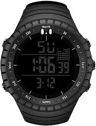 Men's Digital Sport Watch SENORS Electronic LED ... - Amazon.com