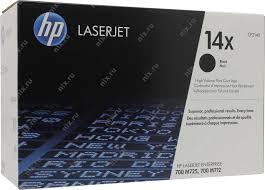 Оригинальный <b>картридж</b> HP CF214X (№14X) экономичный ...