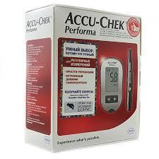 Купить <b>Глюкометр</b> Акку-Чек (<b>Accu</b>-<b>Chek</b>) <b>Перформа набор</b> по ...