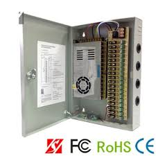 electrical power box. Delighful Electrical 240W 18CH CCTV Camera Electrical Power Distribution Boxdc 12V 20A  Supply For Cctv To Electrical Power Box T