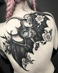 Pin by Abigail Morton on Inksporation   Tattoos, Goth tattoo, Bat tattoo