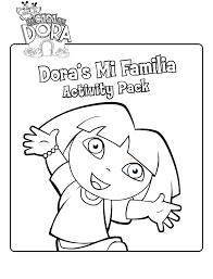 Backyardigans Spelletjes Pag 3 Dora Kleurplaten