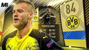 FIFA 18 IF YARMOLENKO REVIEW | 84 OTW YARMOLENKO PLAYER REVIEW | FIFA 18  ULTIMATE TEAM - YouTube
