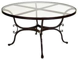 round glass top outdoor dining table outdoor glass top rectangular outdoor dining table