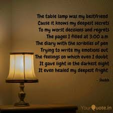 Best Lamps Quotes Status Shayari Poetry Thoughts Yourquote